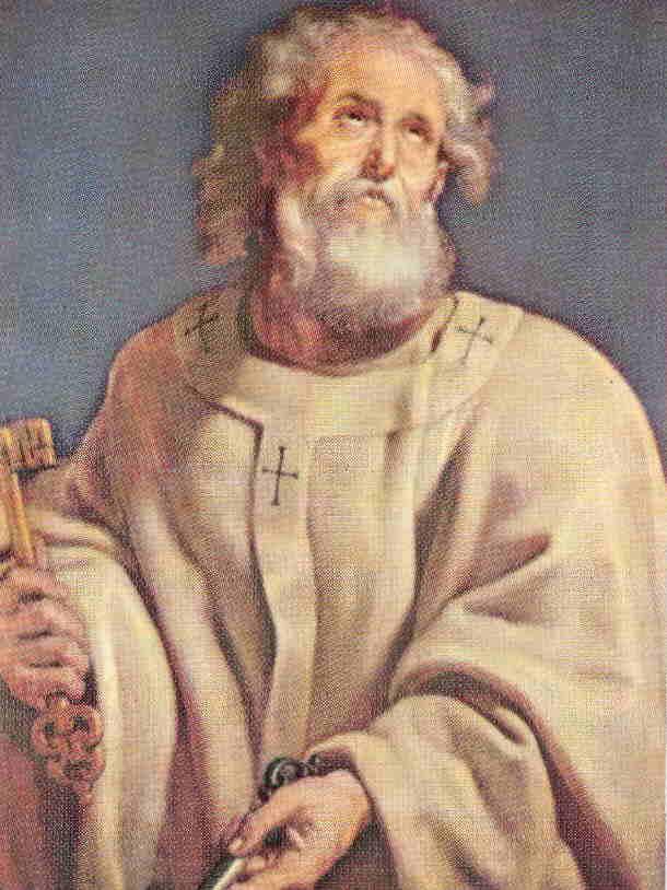 saint simon biography